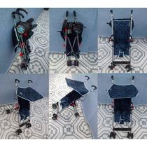 Carrinho Bebê Umbrella Linea Cinto 5 Emgate Rapido Voyage