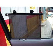 Cortina Para Sol Universal Enrollable Y Movible