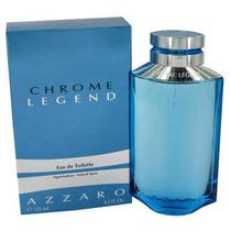 Perfume Azzaro Chrome Legend Masculino 125ml Frete Grátis.