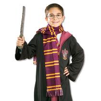 Harry Potter Vestuario - Gryffindor Oficial Bufanda Fantasía