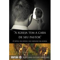 Livro A Igreja Tem A Cara De Seu Pastor: O Nível Do Líder E
