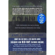 Band Of Brothers, Miniserie De Tv En Formato Blu-ray