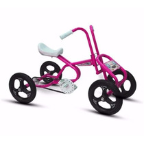 Cuatriciclo A Pedal Randers Play Hasta 60 Kg Sweet Babies
