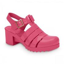 Sandalia Petite Jolie Pj1254 Pvc Pink Paris