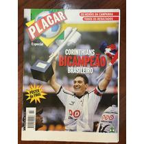 Poster Placar Corinthians Bi Campeão Brasileiro 1998 Novinho
