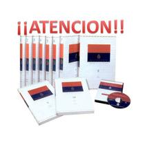 Diccionario De La Lengua Española 10 Tomos + 1 Cd Rom
