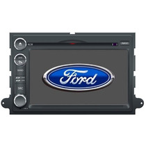 Estereo Dvd Gps Ford Explorer Expedition Lobo F150 F250 F350