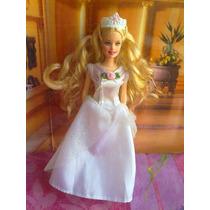 Barbie Vestida De Novia