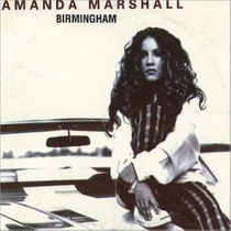 Cd Single De Amanda Marshall:birmingham
