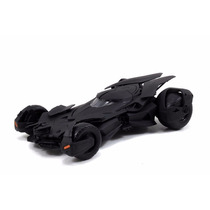 Carrinho Metal Batman Batmobile Model Kit Jada Diecast 1:24