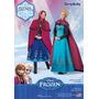 Hermoso Disfraz De Elsa Y Ana Coronacion Frozen Para Niñas