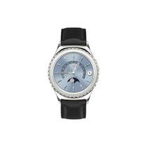 Samsung - Engranaje S2 Classic Smartwatch De 40 Mm De Acero