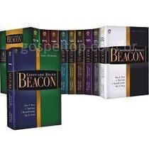 Comentario R.n. Champlin + Beacon Novo E Velho Testamento +