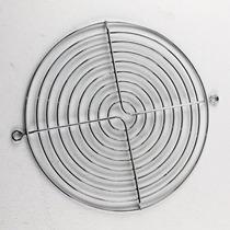 Rejilla Turbina Cooler Metalica Fan 6 Pulgada 170x150mm Htec