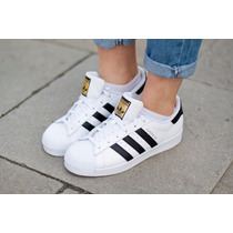 Zapatillas Adidas Superstar Originals Entrega Inmediata