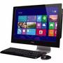 Desktop Pc All In One A45 Dual Core 4 Gb 500gb Windows 8
