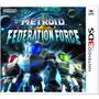 ¡¡ Metroid Prime Federation Force Para Nintedo 3ds En Wg !!