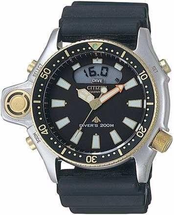 61907d8eb8b Citizen Aqualand Jp2004-07e (12 X Sem Juros) - Pronta Entreg - R ...