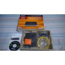 Roteador D-link Dir-100 4 Portas 10/100 Mbps Novo Sem Wifi