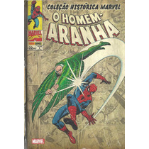 Colecao Historica Marvel Homem-aranha 05 - 5 Bonellihq Cx432
