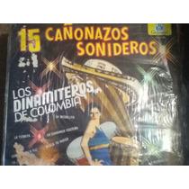 Disco Acetato De: Los Dinamiteros De Colombia