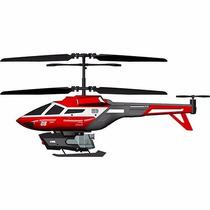 Helicóptero De Controle Remoto Heli Splash Vermelho Dtc 3214