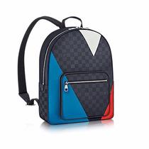 Mochila Masculina Louis Vuitton Josh Frete Gratis