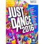 Just Dance 2016 Wii Nuevo Original.parana (er).