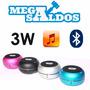 Megasaldos Parlante Bluetooth Portatil Celular Iphone Androi