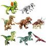 Lego Jurassic World Dinosaurios (set De 8 Figuras)