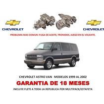 Caja Direccion Hidraulica Sinfin Chevrolet Astro Van 1999