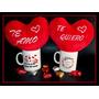 Desayuno Regalo Taza Romantica Mas Corazon/oso Peluche