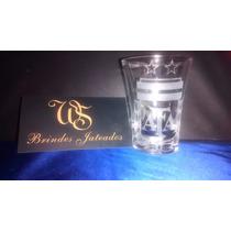 Copo De Tequila Personalizados Jateados