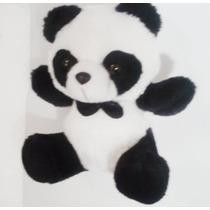 Urso Panda Pelucia Ursinho Original Rsp