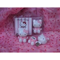 Pendrive 2 Gb De Hello Kitty Perocontenta