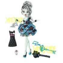Frankie Stein Dulces 1600 Monster High Mattel 2011 Muñeca