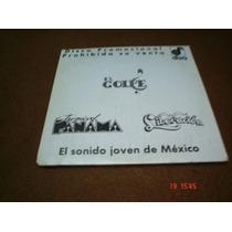 El Golpe,tropical Panama,liberacion -cd-quiereme Cuidame Bfn