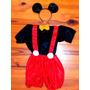 Disfraz Mickey Mouse Zona Oeste Ramos Mejia