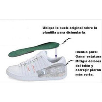 Plantillas Elevadoras 100% Originales - Elevate Shoes