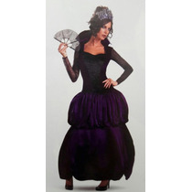 Disfraz Talla Chica Reina De Las Tinieblas Bruja Mujer