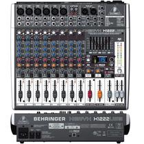 Consola Behringer Xenyx X1222usb