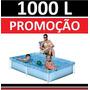 Piscina 1000 Litros Playground Piscinas Plastico #mezg