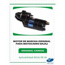 Marcha Original Motocarro Bajaj