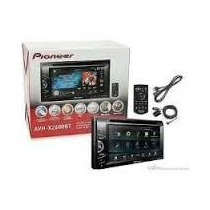Pantalla Pioneer Avh-x2600bt - Reproductor De Dvd Táctil