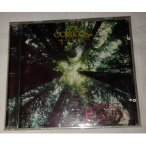 Cd Solitudes - Forest Piano Músicas Relaxantes Da Natureza