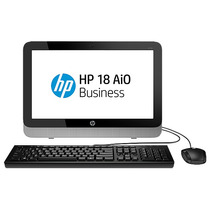 Computadora Hp All In One J2900 4gb 500gb Monitor 18 Win 8