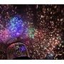 Lámpara Led Proyector Cielo Estrellas Cielo Noche Etrellada