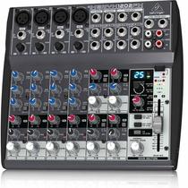 Mixer Mesa De Som Behringer Xenyx 1202fx Com Efeitos 110v