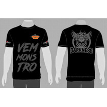 Camiseta Vem Monstro Leo Stronda