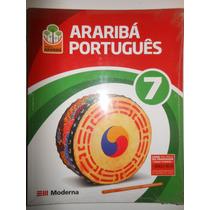 Projeto Araribá Português 7º Ano Para O Professor Qq